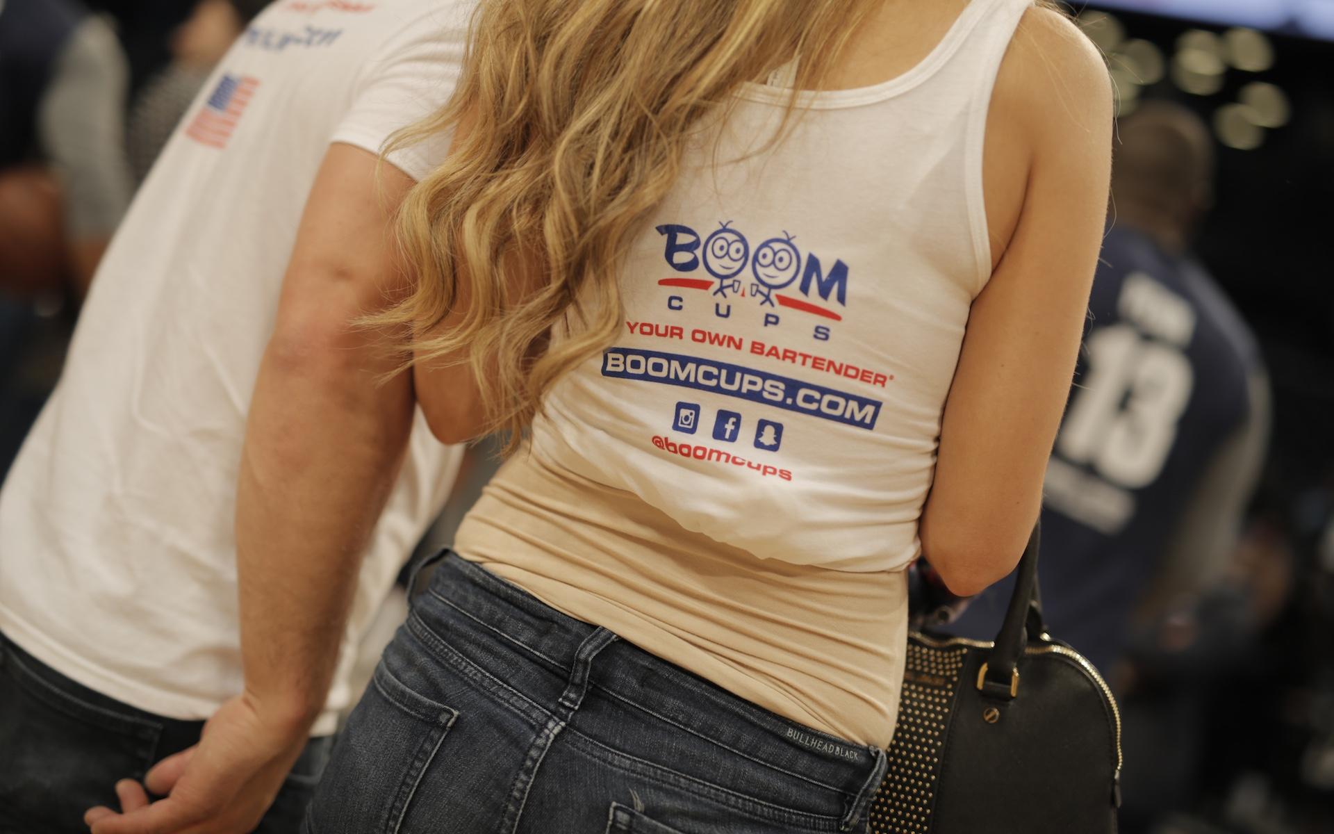 Boom Cups Girl