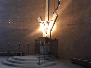 Kirchen zum Gebet geöffnet