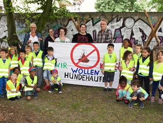 Bürgergarten erfreut Kinder - doch ...
