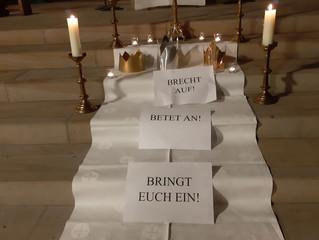 """""""Brecht auf!"""" - Feier des Patroziniums"""