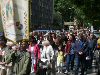 Internationales Fronleichnamsfest