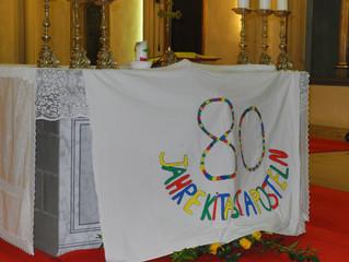 80 Jahre Kindergarten St. Aposteln