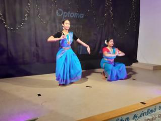Tamilische Weihnachtsfeier
