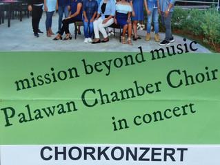 Der Palawan Chamber Choir zu Gast in St. Gertrudis