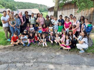 Familienausflug zum Tiggeshof
