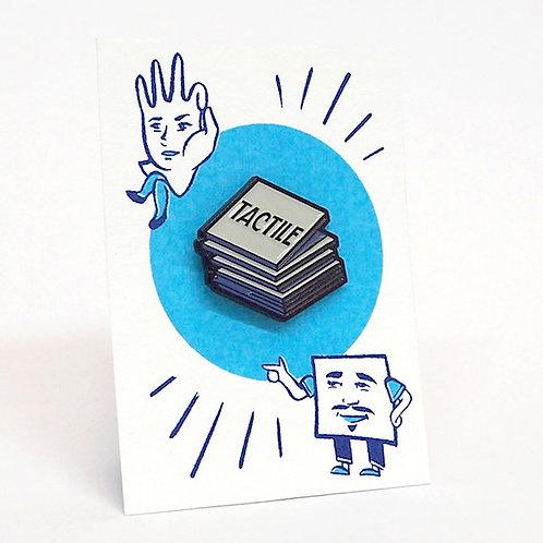 Tactile Pin