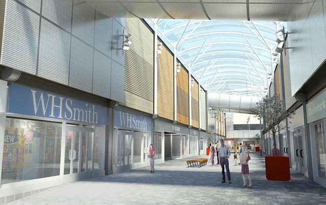 The Malls - Basingstoke