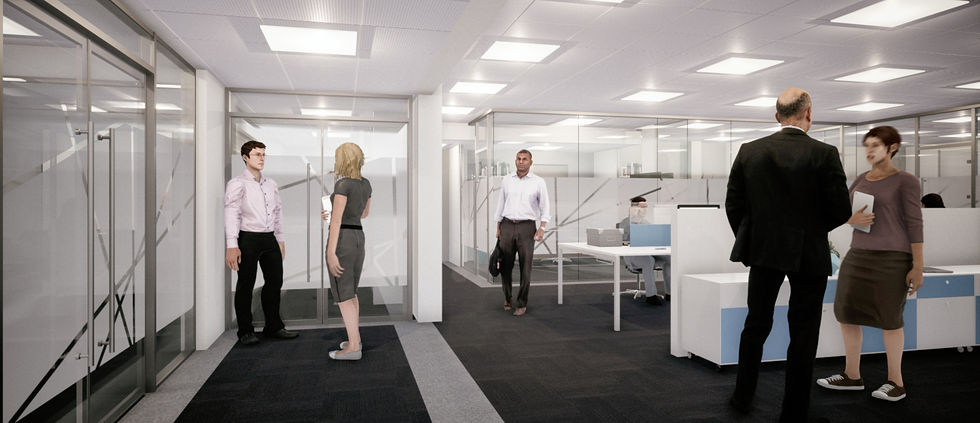 Office Concept - Coventry