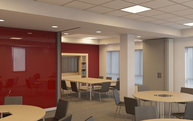 Teaching Room Concept - UoP