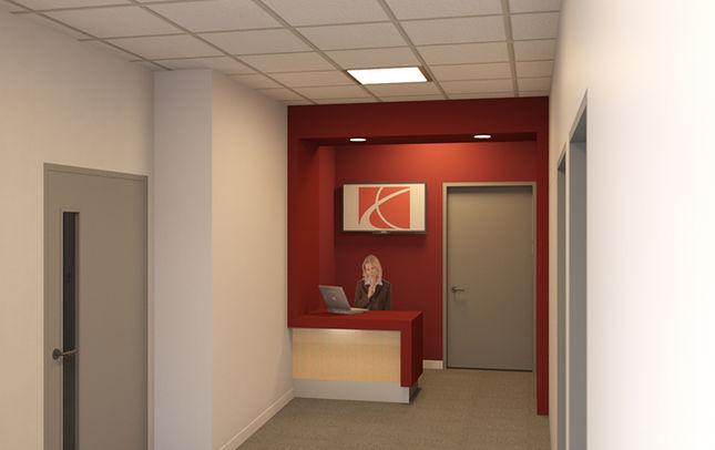 Reception Concept - UoP