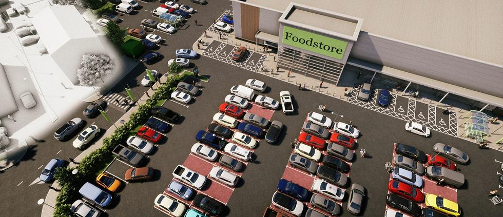 Foodstore Concept - Felixstowe