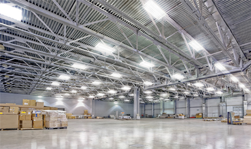 LED-Warehouse-Lighting