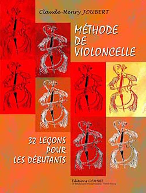 Joubert: Methode de violoncelle Vol. 1