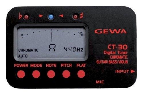 GEWA Stimmgerät CT-30