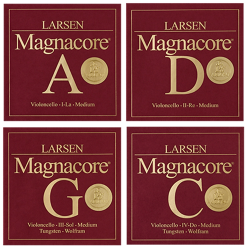 Larsen MAGNACORE ARIOSO (Einzelsaiten & Satz)