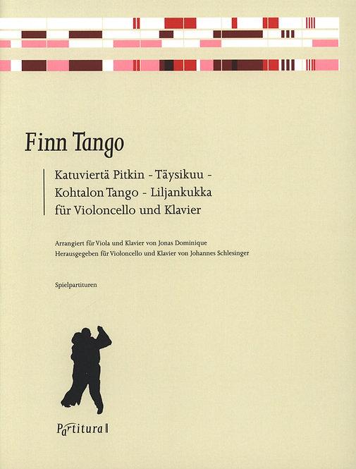 Finn Tango - Vier Finnische Tangos