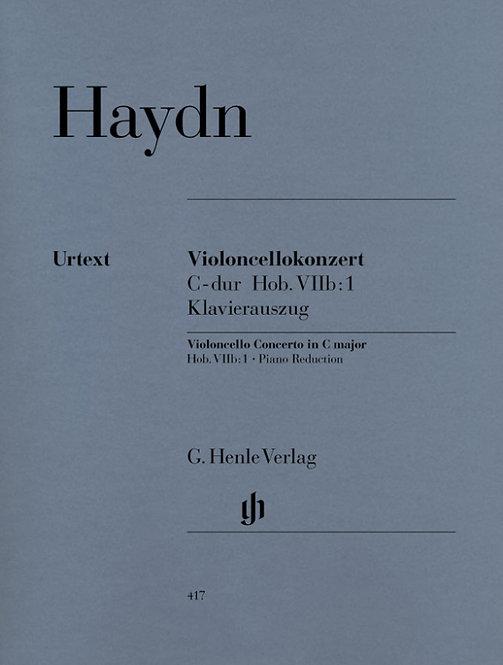 Haydn: Violoncellokonzert C-dur Hob. VIIb:1