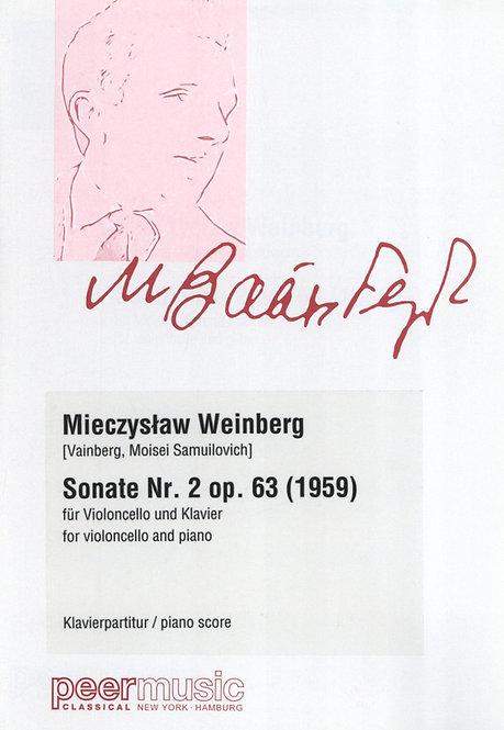 Sonate Nr. 2 op. 63