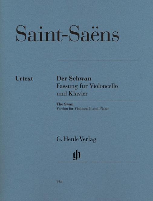 """Saint-Saëns: Der Schwan aus """"Der Karneval der Tiere"""""""