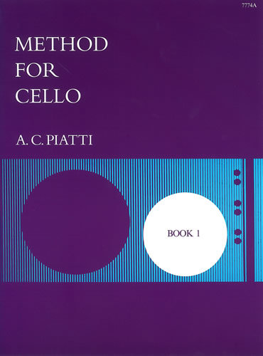 Piatti: Method for Cello Book 1