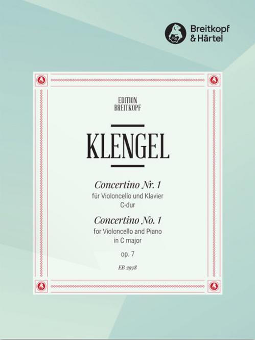 Klengel: Concertino Nr. 1 C-dur op. 7