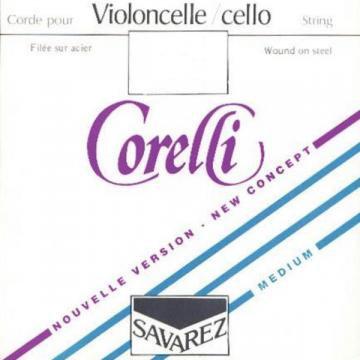 Savarez CORELLI 4/4 Medium - Satz