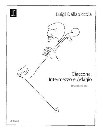 Ciaccona, Intermezzo e Adagio für Violoncello