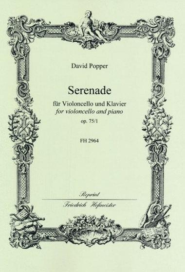 Serenade G-Dur, op. 75/1