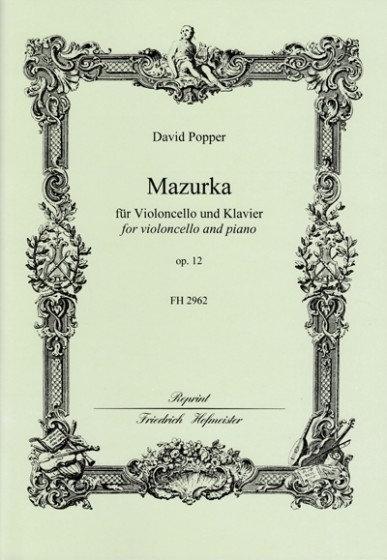 Popper: Mazurka op. 12
