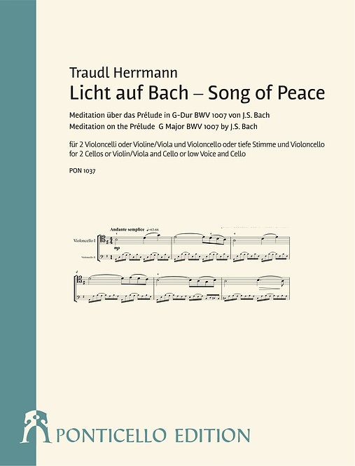 Licht auf Bach - Song of Peace