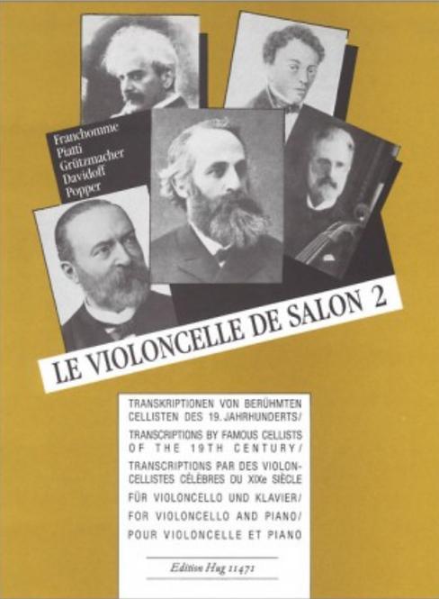 Violoncelle de salon Vol 2