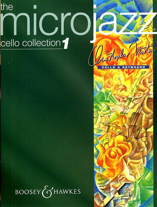 Microjazz Cello Collection