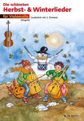 Die schönsten Herbst- und Winterlieder +CD