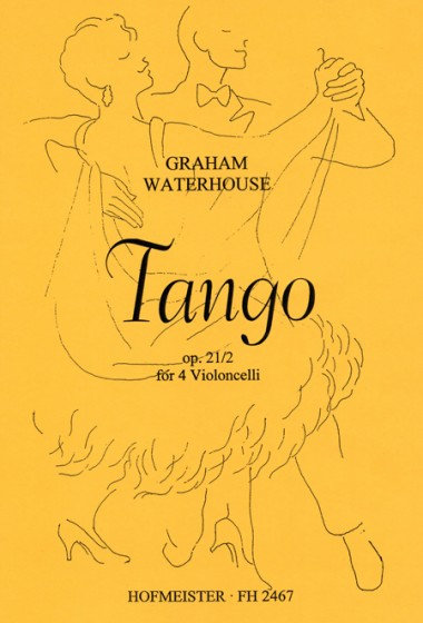 Waterhouse: Tango op. 212