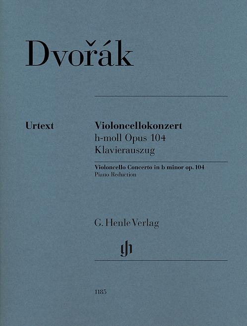 Violoncellokonzert h-moll op. 104