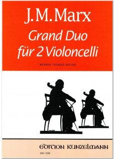 Grand Duo für 2 Violoncelli