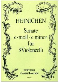 Heinichen: Sonate c-Moll
