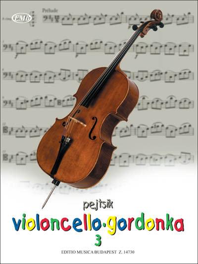Violoncello-Method 3 (Continuation of the Violoncello ABC)