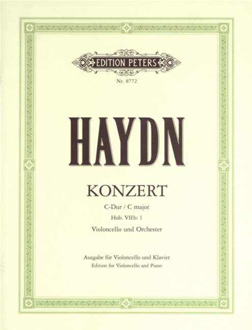 Haydn: Konzert C-Dur Hob. VIIb:1