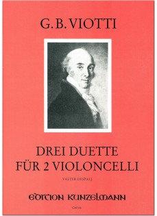 Viotti: 3 Duette