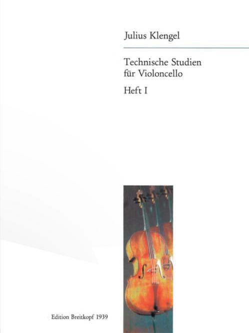 Technische Studien durch alle Tonarten. Heft 2