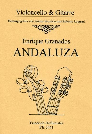 "Granados: Andaluza aus ""Danzas espanolas"" Nr. 5"