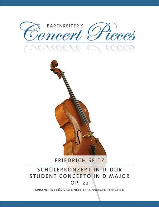 Seitz: Concerto D-Dur op. 22
