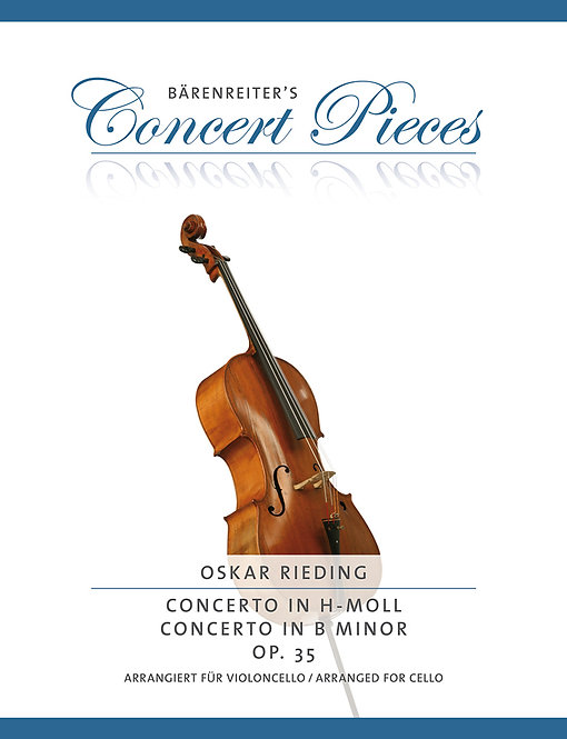 Rieding: Concerto h-Moll op. 35