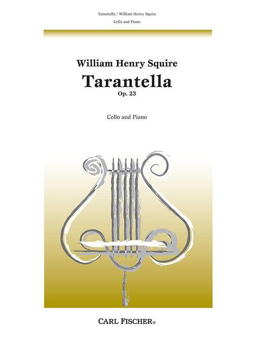 Squire: Tarantella Op. 23