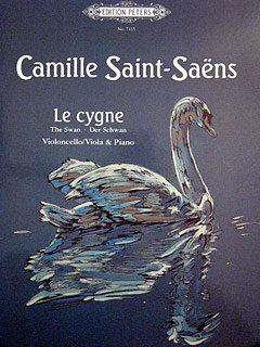 Saint-Saëns: Der Schwan