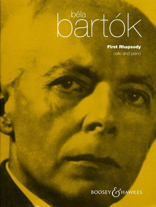 Bartok: Rhapsody 1