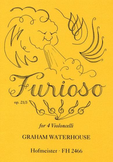 Furioso, op. 21,3