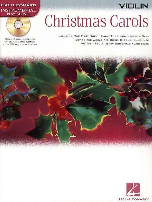 Christmas Carols +CD