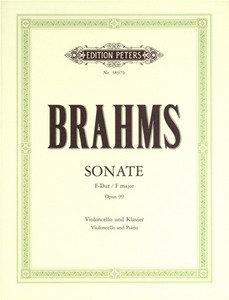 Brahms: Sonate F-Dur op. 99